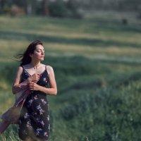 в поле :: Маргарита Гусева