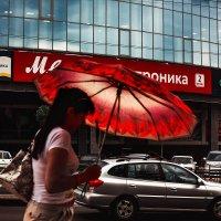 Зонт :: Денис Филатов