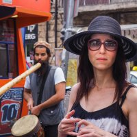 Дама в шляпе :: Alla S.
