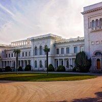 Ливадийский дворец :: Юлия Новикова