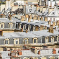 Парижские крыши :: Наталия