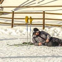 """""""горячий снег"""" :: Petr @+"""