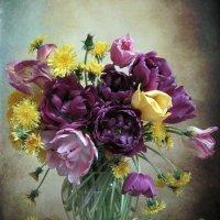 Тюльпанов много не бывает :: Наталия Тихомирова