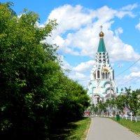 Самара. Церковь Софии, Премудрости Божией. :: Надежда