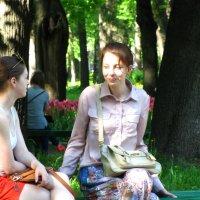 В летнем парке :: alek48s
