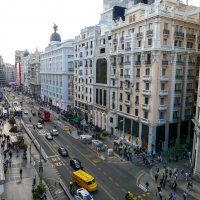 Madrid . Gran Via :: Павел L