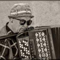 Слепой музыкант.... :: Юрий Гординский