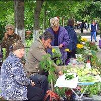 Вся жизнь театр ,а иногда и рынок )))))) :: Любовь
