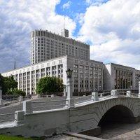 Москва... Горбатый мост... :: Galina Leskova