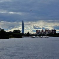 Там,в закатной дали... :: Sergey Gordoff