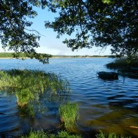 Озеро Ломпадь :: Анатолий Кувшинов