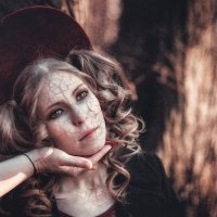 Сбежавшая кукла :: Galina Zabruskova