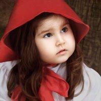 красная шапочка :: валерия -resolute-