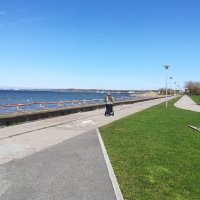 Таллин, прогулки по набережной в Пирита :: veera (veerra)