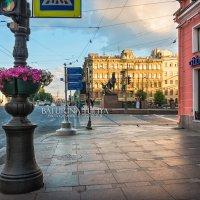 Кони на Невском :: Юлия Батурина