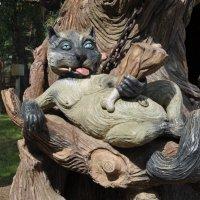 Кот ученый. :: Лариса Вишневская