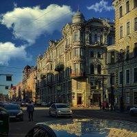 My magic Petersburg_03040 ул Восстания, д. №35 :: Станислав Лебединский