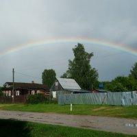 Радуга :: Сергей Щеглов