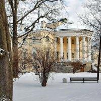 Запасной дворец в Пушкине :: Елена Гуляева (mashagulena)