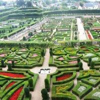Jardin de Villandry :: Iren Ko