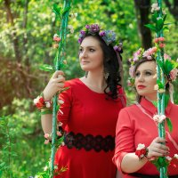 Красивые девчонки :: Юлия Рамелис