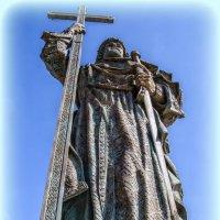 Князь Владимир. Памятник на Боровицкой площади, Москва. :: Сергей Ключарёв