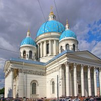 Троице-измайловский собор :: Наталья Стальмакова