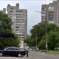 В нашем спальном районе :: Нина Корешкова