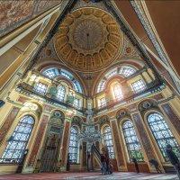 Мечеть Долмабахче в Стамбуле :: Ирина Лепнёва