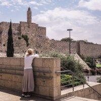 Прощание с Иерусалимом :: Alla S.