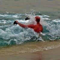 Поймал волну... :: Sergey Gordoff