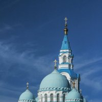 Спасо-Преображенский собор Валаамского монастыря :: Анатолий Шумилин