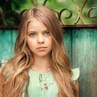 Портрет девочки :: Марина Зотова
