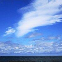 Море, небо, облака :: Маргарита Батырева