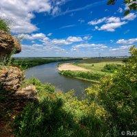Вид на Дон с Галичьей горы :: Сергей