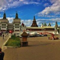 Измайловский кремль :: Александр Карельский