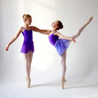 Балеринки :: Екатерина Постонен