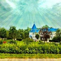 Раифский монастырь :: Ольга Зубова
