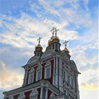 Новодевичий монастырь. Фрагмент :: Ирина Via