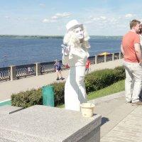 В День России на набережной :: марина ковшова