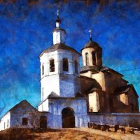 Свирская церковь, XII век, Смоленск :: Aleksandr Ivanov67 Иванов