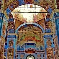 Под сводами храма :: Nikolay Monahov