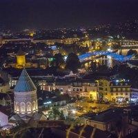 ночной Тбилиси :: Лариса Батурова