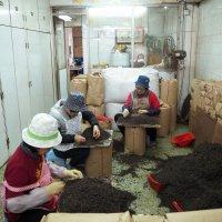 Чайный склад в Гонконге :: Swetlana V