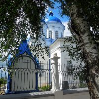 Храм в Чистополе :: Надежда