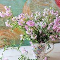 Цветы полевые. :: Лариса Исаева