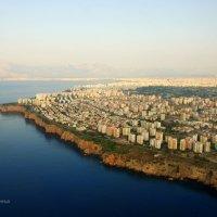 Турция с высоты. :: Anna Gornostayeva