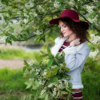 Bird cherry :: Сергей Ладкин