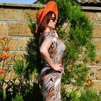 Мари стоячая шляпка) :: Роза Бара