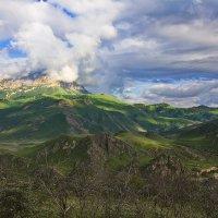 Утро, плато Гижгит :: M Marikfoto